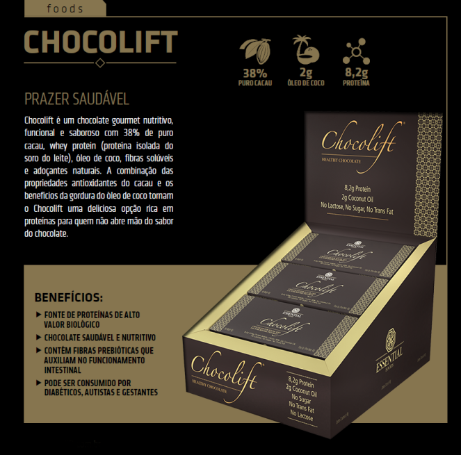 Chocolift Essential Nutrition