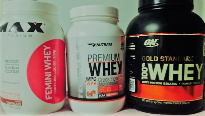 dica whey protein