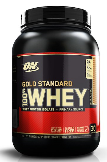 Gold Standard Whey Protein da Optimum Nutrition