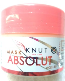 knut absolut mask mascara reconstrucao
